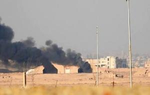 Боевики ИГИЛ управляемыми ракетами уничтожили два истребителя МиГ-23