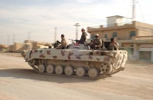 Штурм Мосула набирает обороты: иракские войска впервые вышли к берегам реки Тигр