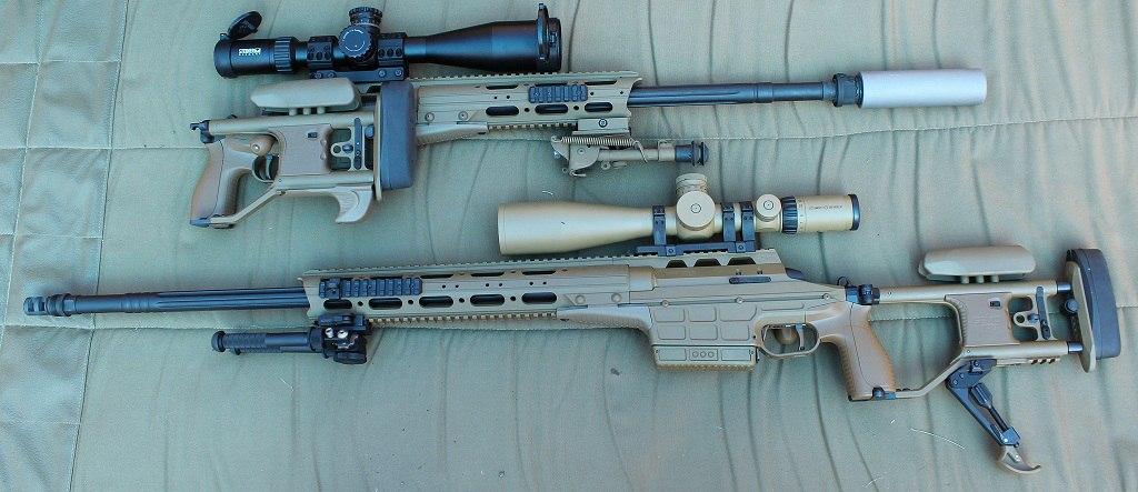 Польша выбрала финскую снайперскую винтовку