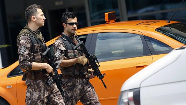 На юго-востоке Турции полицейские предотвратили попытку террористического акта