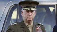 Будущий глава Пентагона генерал Мэттис заявил, что Россия является поводом для беспокойства