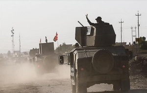 Иракское командование отчиталось о важной победе в наступательной операции по освобождению Мосула