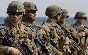 Сотни морских пехотинцев США неожиданно десантировались на территории Норвегии