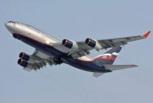 В Минобороны похвастались новым воздушным танкером-трансформером Ил-96