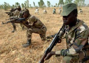 В армии Сенегала заявили о начале нанесения ударов в Гамбии