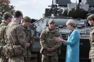 В Британии ужаснулись, узнав, как быстро их армия будет разбита Россией в случае войны