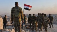 Россия жестко указала руководству сирийской армии на необходимость соблюдения перемирия