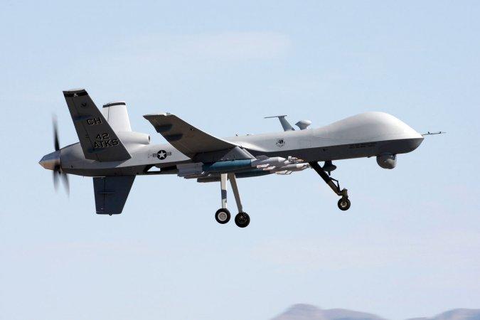 В США проверяют возможность использования в системе ПРО беспилотников с боевыми лазерами