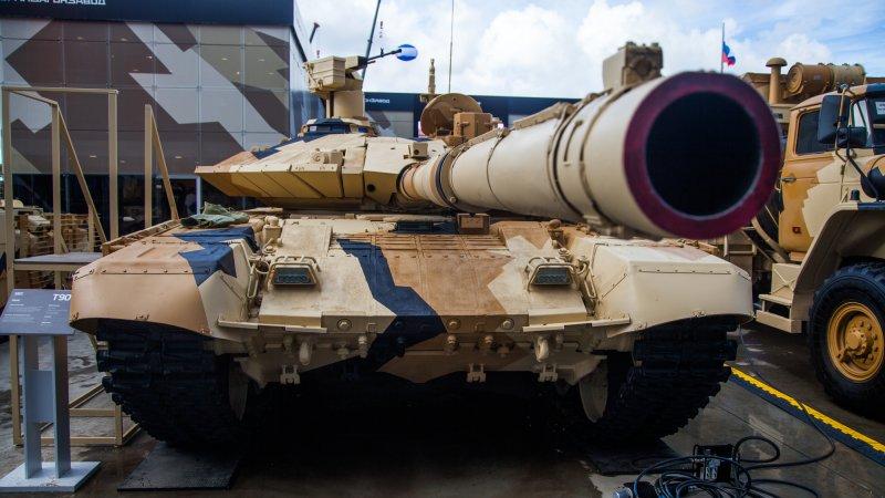 Эксперты подвели итоги торговли оружием за последние пять лет