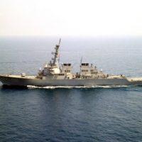 Япония и США провели первые морские испытания ракеты-перехватчика SM-3
