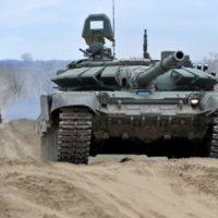 В Подмосковье погиб танкист-срочник