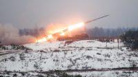 Полевой выход артиллеристов Западного военного округа продлится полтора месяца