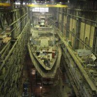 Головной корвет проекта 20385 обещают спустить на воду в мае 2017 года