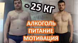 Как похудеть,минус 25 кг