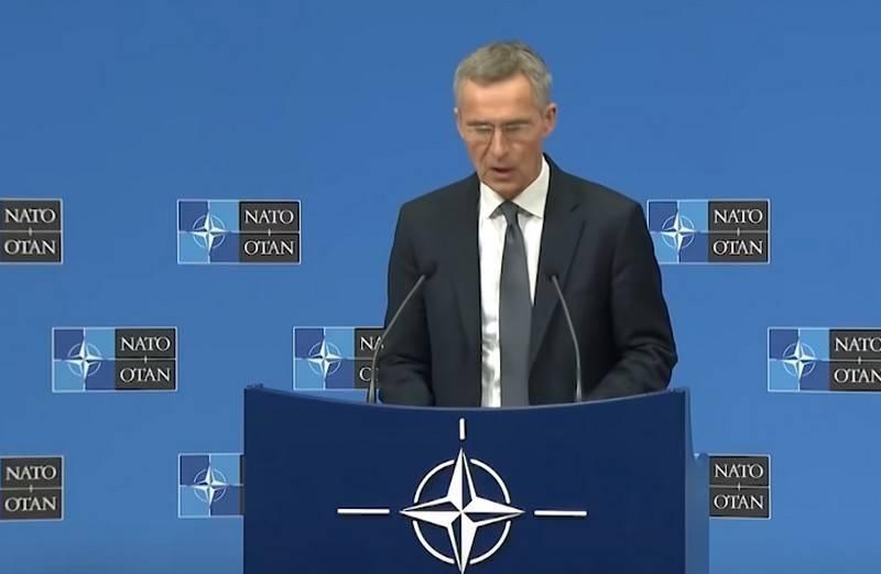 Первая видеоконференция стран НАТО закончилась скандалом